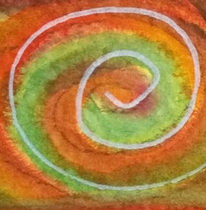 Une spirale pour inviter les couples à mieux faire l'amour