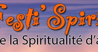 19-21 mai 2017 – Festi'Spirit – Ateliers sur la sexualité en conscience